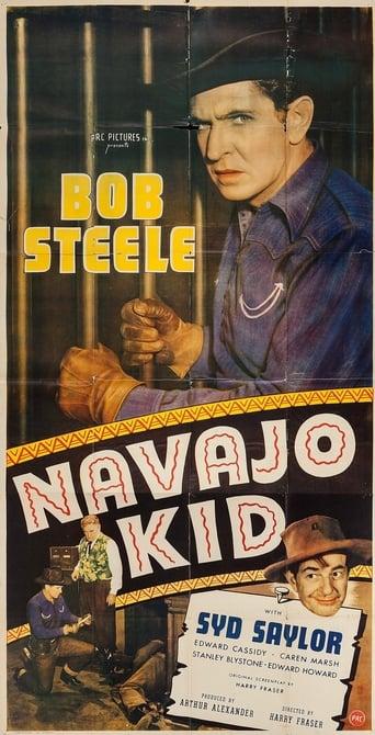 Poster of Navajo Kid
