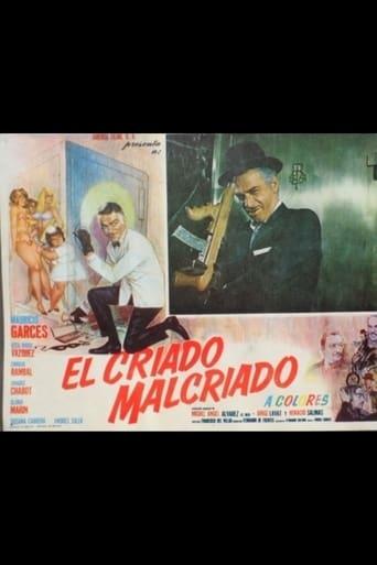 Poster of El criado malcriado