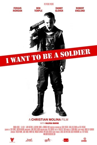 Poster of I Want to Be a Soldier