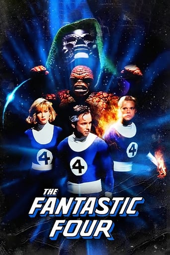 Poster of The Fantastic Four