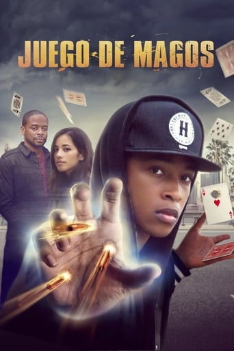Poster of Juego de Magos