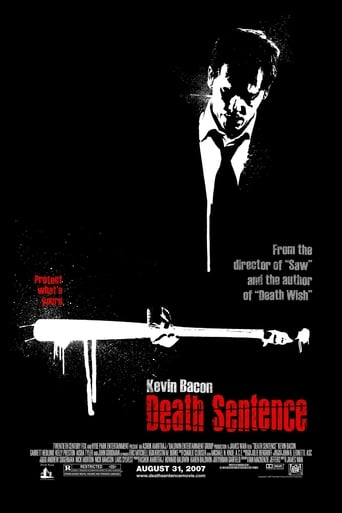 Poster of Death Sentence