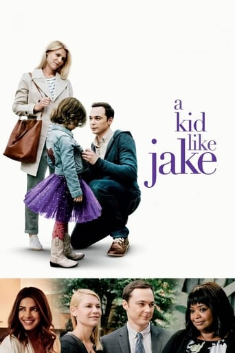 Poster of A Kid Like Jake