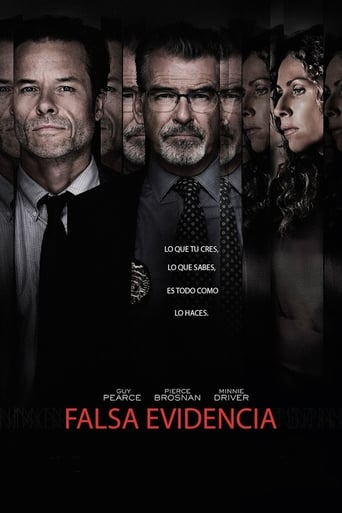 Poster of Falsa Evidencia