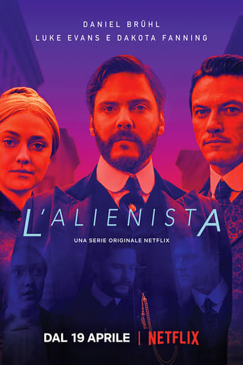 Poster of L'alienista