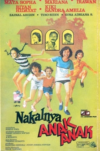 Poster of Nakalnya Anak-anak