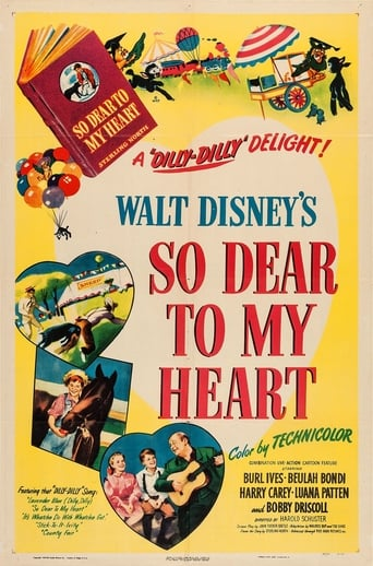Poster of So Dear to My Heart