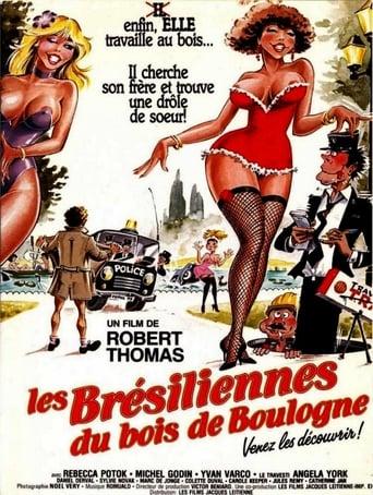 Poster of Les Brésiliennes du Bois de Boulogne