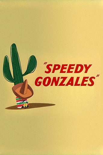 Poster of Speedy Gonzales