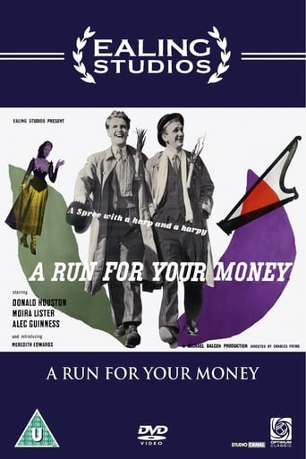 Poster of A Run for Your Money
