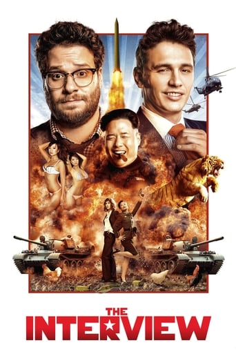 Poster of The Interview