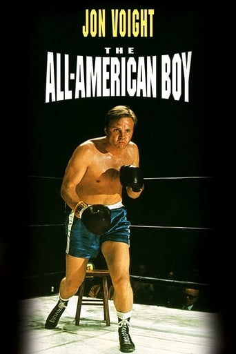 Poster of The All-American Boy