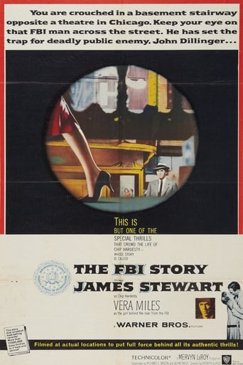 Poster of The FBI Story