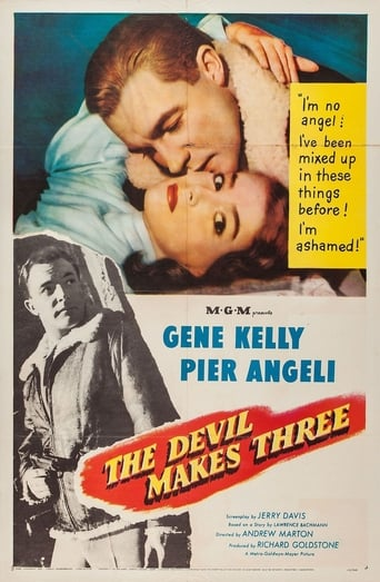 Poster of The Devil Makes Three