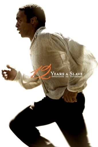 Poster of 12 Years a Slave