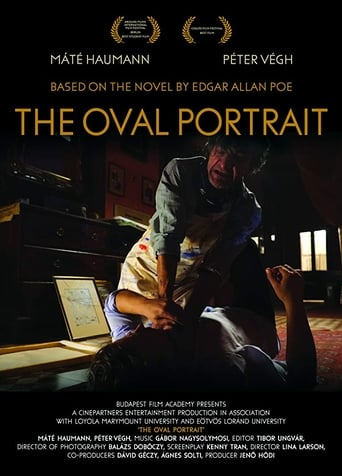 Poster of The Oval Portrait