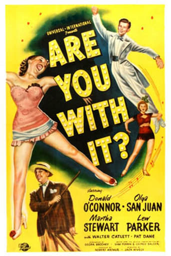 Poster of Are You With It?