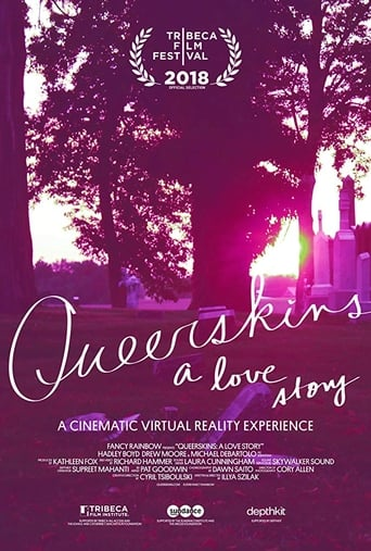 Poster of Queerskins: A Love Story