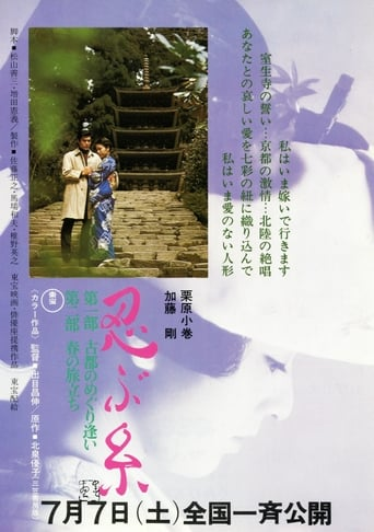 Poster of Long Journey into Love