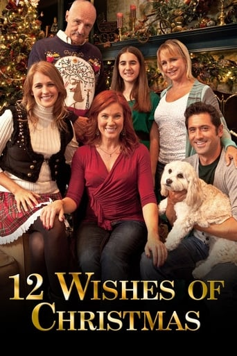 Poster of 12 Wishes of Christmas