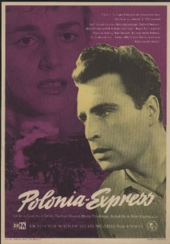 Poster of Polonia-Express