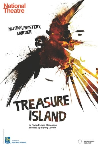 Poster of National Theatre Live: Treasure Island