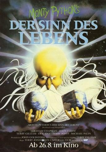 Poster of Monty Python: Der Sinn des Lebens