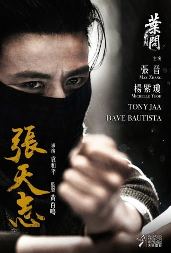 Ip Man: Cheung Tin Chi poster