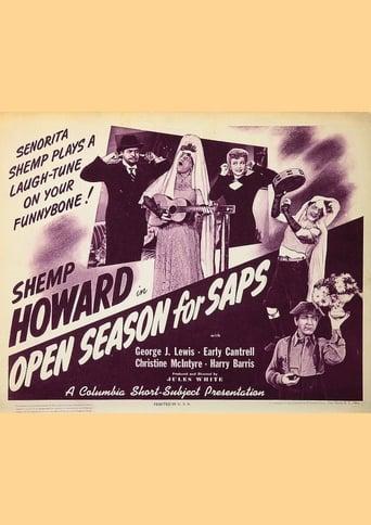 Poster of Open Season for Saps