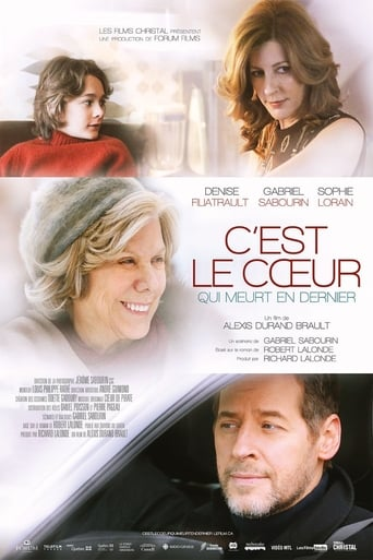Poster of C'est le coeur qui meurt en dernier