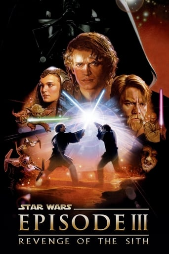 Poster of Star Wars: Episode III - Revenge of the Sith
