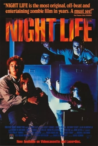Poster of Night Life