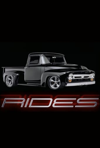 Poster of Rides