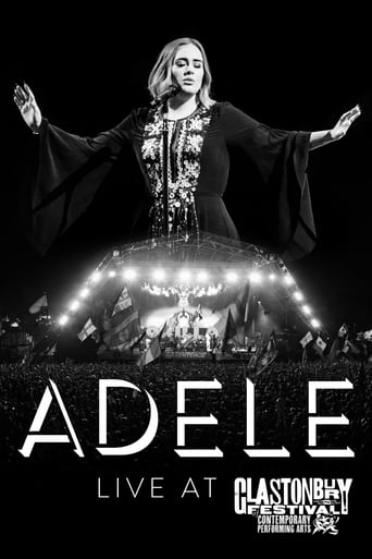 Poster of Adele - Live at Glastonbury - 2016, Jun 25