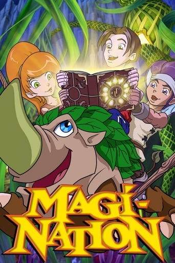 Poster of Magi-Nation