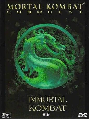 Poster of Mortal Kombat: Immortal Kombat
