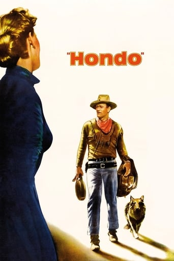 Poster of Hondo