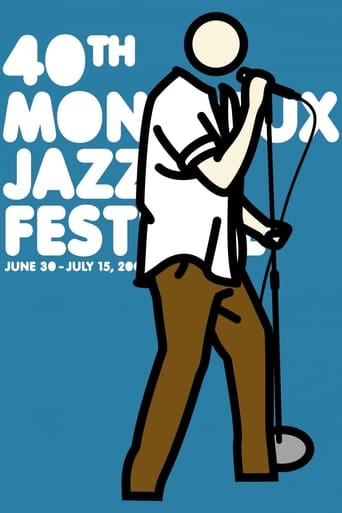 Poster of Al Jarreau - 40th Montreux Jazz Festival