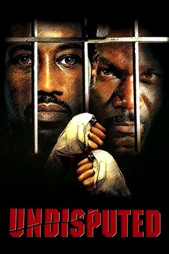 Poster of Undisputed