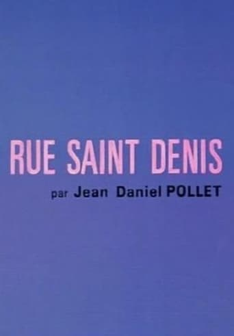 Poster of Rue Saint-Denis