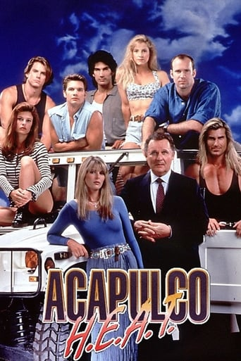 Poster of Acapulco H.E.A.T.