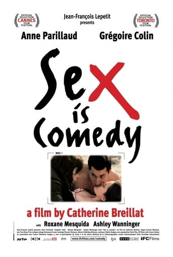 Sex Is Comedy poster