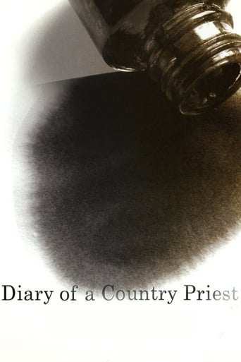 Poster of Diary of a Country Priest