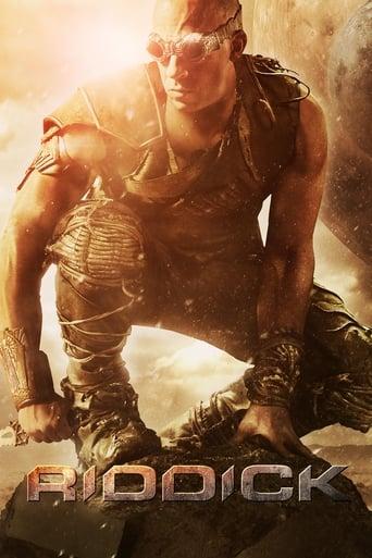 Poster of Riddick