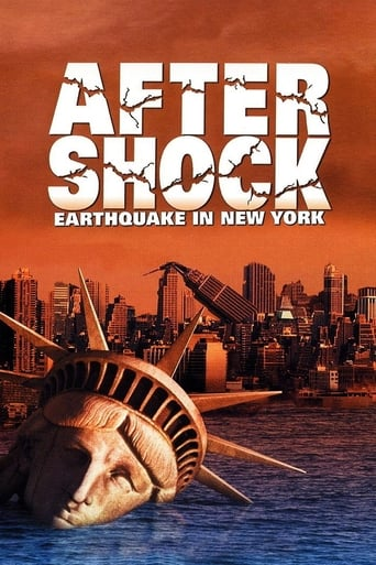 Poster of Aftershock: Earthquake in New York