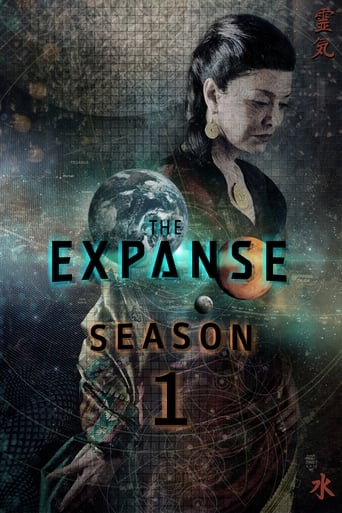 How old was Cas Anvar in season 1 of The Expanse