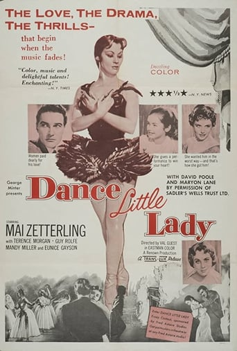 Poster of Dance Little Lady