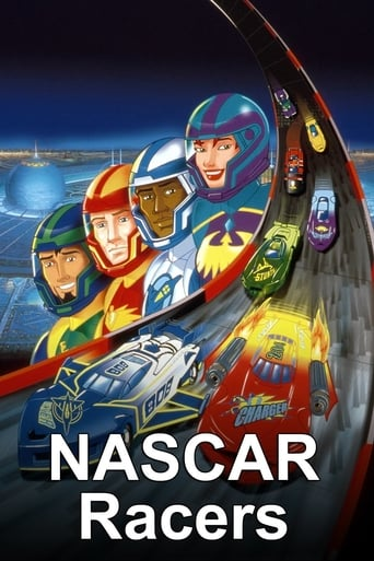 Poster of NASCAR Racers