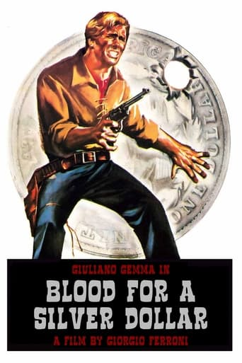Poster of Blood for a Silver Dollar