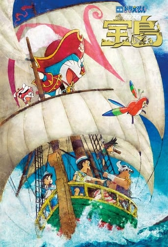 Poster of Doraemon the Movie: Nobita's Treasure Island